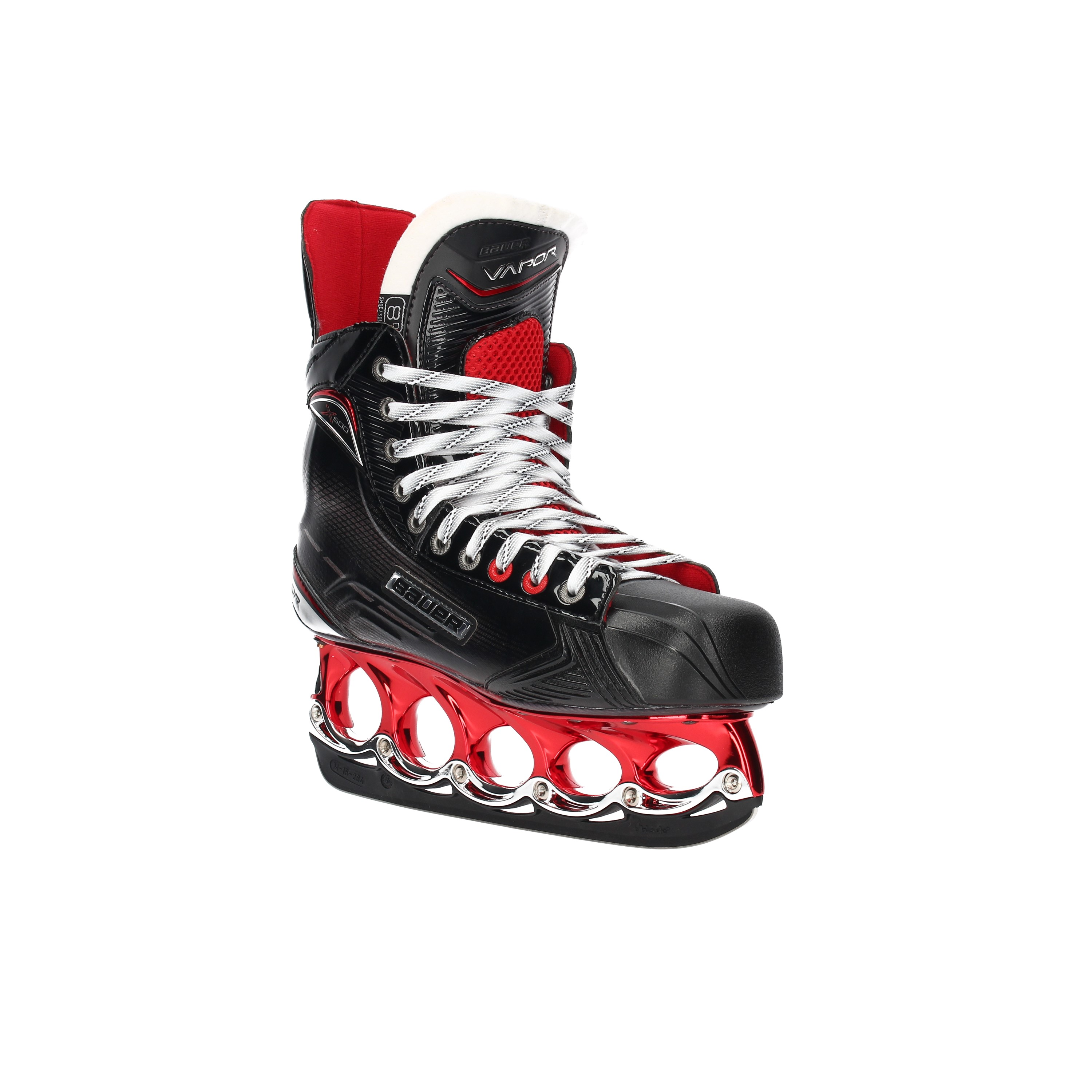 863782ccd16 ... Preview  Bauer Vapor X600 t-blade Skate Red Edition - Demo Model ...