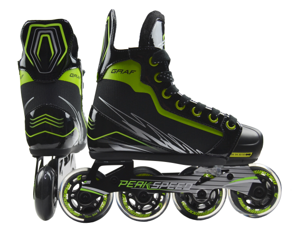 GRAF Hockey Inliner Junior Größenverstellbar