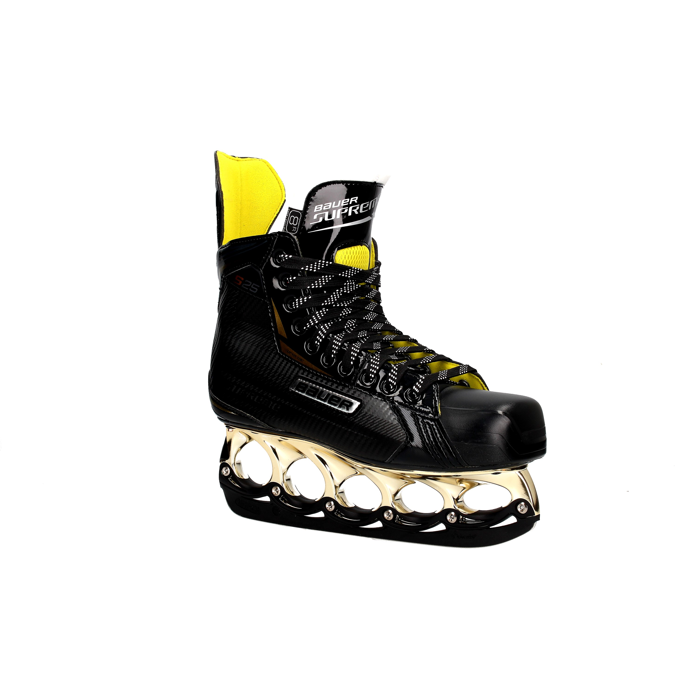 t-blade Stabilisator für Eishockey Skates mit Schlüssel 288 weiß t blade