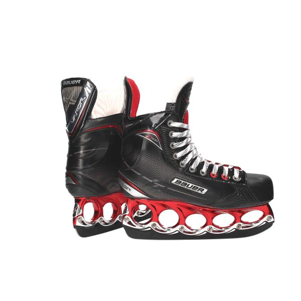 BAUER Vapor X600 t-blade skate Red Edition - width D - Last Pair